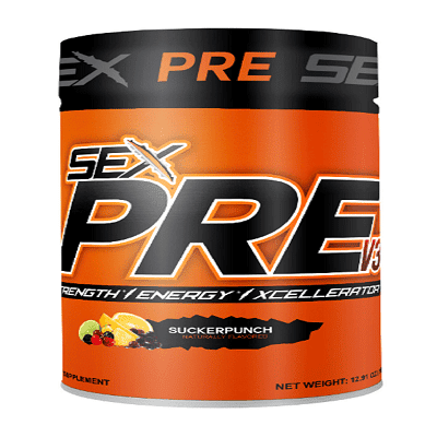 SEX Pre-Workout