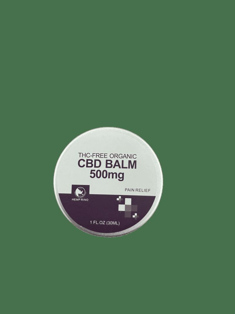 CBD BALM 500mg