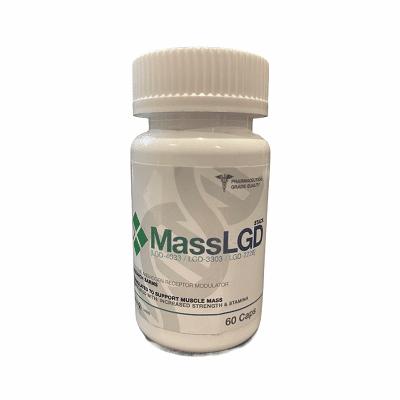 LGD MassLGD Matrix Labs 23mg