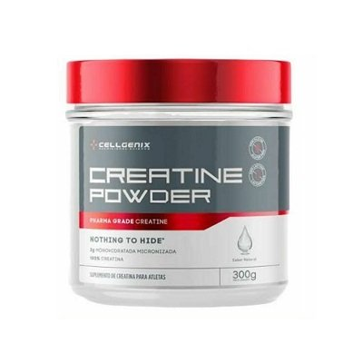 Cellgenix Micronized Creatine Monohydrate